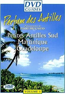 Guides Coffret Prestige Petites Antilles Sud, Martinique,Guadeloupe , A La Parfum Des Antilles