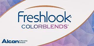 Freshlook Colorblends Green (-1.75) - 2 Lens Pack