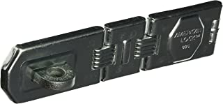 MASTER LOCK A885D Hasp Double Hinge, 7-3/4