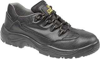 Amblers Safety Mens FS34C Metal Free Lightweight Lace up Safety Trainer