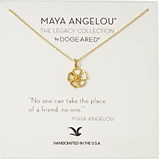 maya angelou jewelry dogeared