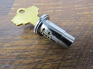 Quality Gumball Vending Machine Lock and Key Northwestern Komet Eagle A&A Oak 1/4 Inch Threaded
