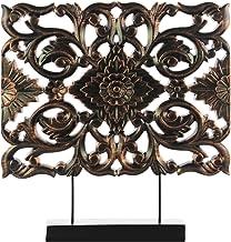"""Urban Trends Ornament, 43416, Bronze, 15.75"""" L x 2.75"""" W x 16.75"""" H"""