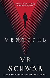 Vengeful (Villains, 2)
