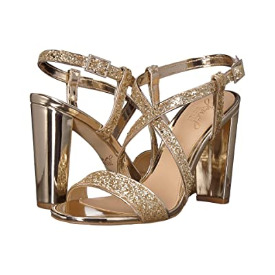 Jewel Badgley Mischka Diza (Light Gold) Women