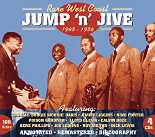 Rare West Coast Jump N Jive