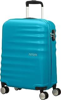 American Tourister S (55 cm-36 L), Blue (Summer Sky), 55cm