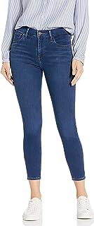Women's 720 High Rise Super Skinny Crop Jeans