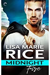 Midnight Fire (Men of Midnight Book 4) Kindle Edition
