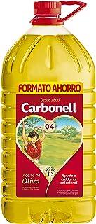 comprar comparacion Carbonell, Aceite de oliva - 5 l.