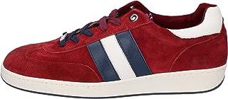 D'Acquasparta GHIBERTI U200 Sneakers Uomo Pelle BLACK BLACK 42 amazon shoes grigio Pelle