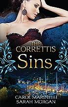 The Correttis: Sins - Box Set, Books 1-2 (Sicily's Corretti Dynasty)