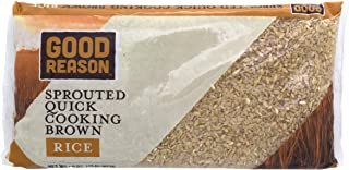 Good Reason Rice Sprouted Quick Cooking Brown Rice, 2 Lb