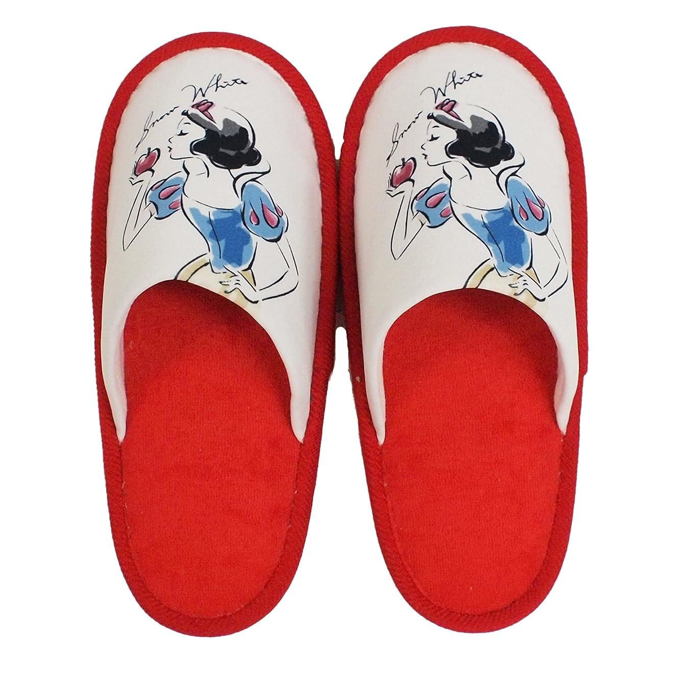 ヒューバートハドソンインフルエンザ出演者Disney(ディズニー) スリッパ 白雪姫 [SB-246] 100210706301-01-01