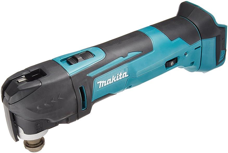 歯車暖かく参照するマキタ(Makita)  充電式マルチツール 本体のみ 14.4V TM41DZ