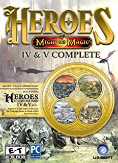 Best heroes.of.might and.magic iv Reviews