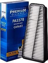 PG PA5578 Air Filter | Fits 2003-09 Toyota 4Runner, 2007-10 FJ Cruiser, 2005-15 Tacoma, 2005-11 Tundra