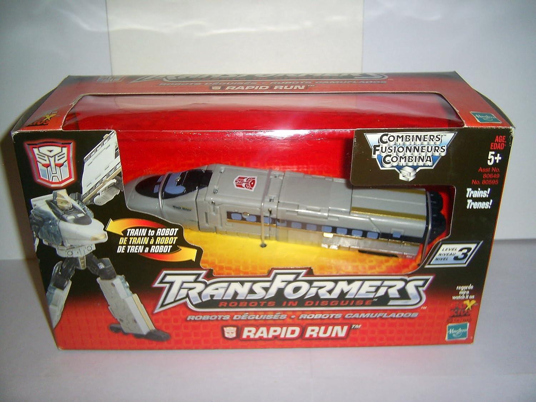 Transformers RID 2001 RAPID RUN r.i.d.
