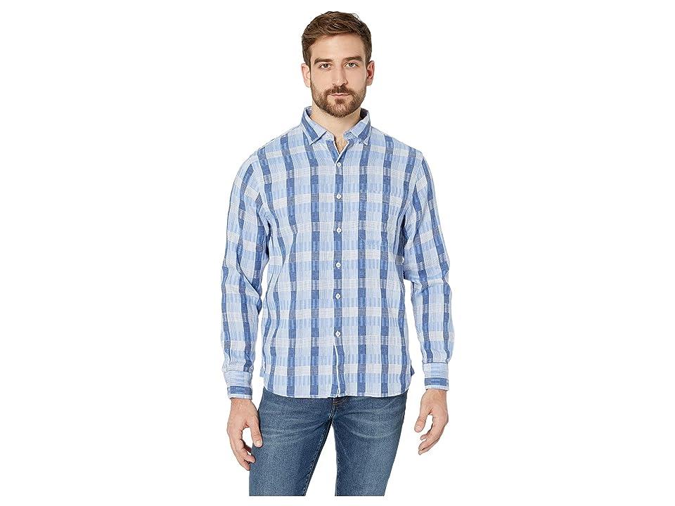 Tommy Bahama - Tommy Bahama Puka Plaid Shirt