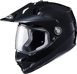 HJC DS-X1 Solid Helmet (Black, Large) XF-10-0844-0105-06