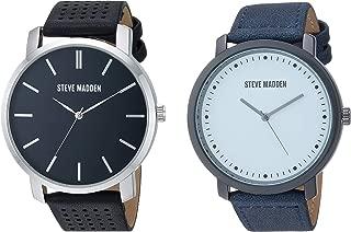 Men's Strap Watch Set SMWS068