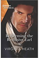 Redeeming the Reclusive Earl: A Regency Historical Romance (Harlequin Historical) Kindle Edition