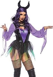 Women's Maleficent Sorceress Halloween Costume
