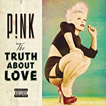 p nk the truth about love
