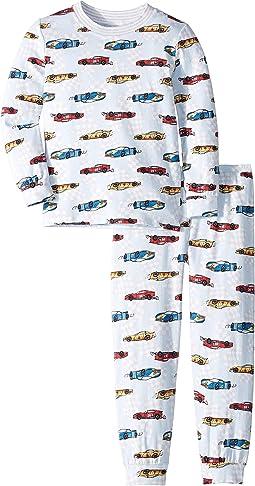 Crew Long Sleeve Top & Pants Set (Toddler)