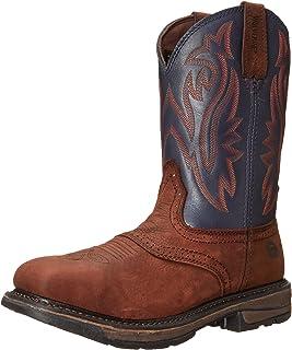 Wolverine Javelina High Plains Western Wellington Steel Toe Work Boot -