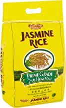 Golden Star Jasmine Rice 20 lb Prime Grade Thai Hom Mali