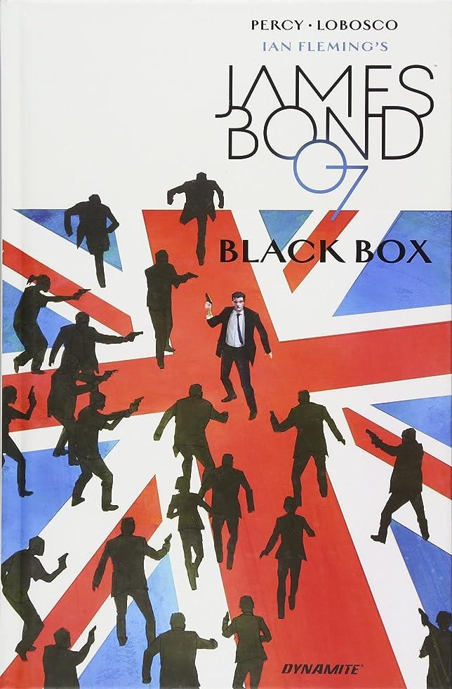 プロテスタントボットアートJames Bond: Black Box