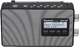 Panasonic RF-D10 Portable Stereo (Digital Audio Broadcast (DAB),)