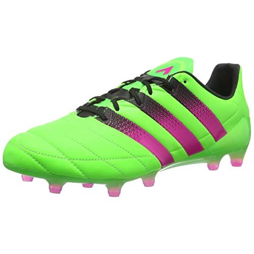size 40 275e2 7098f adidas - Ace 16.1 FG AG Leather - Chaussures de Foot - Homme