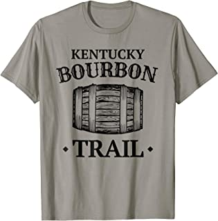 kentucky bourbon trail t-shirt