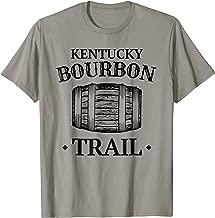 KY Bourbon Trail Shirt Kentucky Whiskey Gift T-Shirt