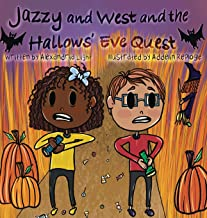 Jazzy and West and the Hallows' Eve Quest