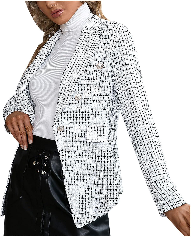 Clearance!! Coat Jacket Women's Suit Winter Collar Warm Long Sleeve Faux Splice Zipper Coat Jacket Outerwear