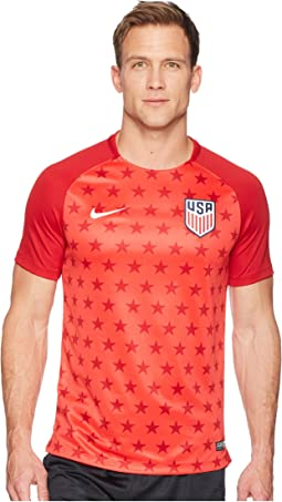 Nike - USA Dry SQD Top Short Sleeve 2
