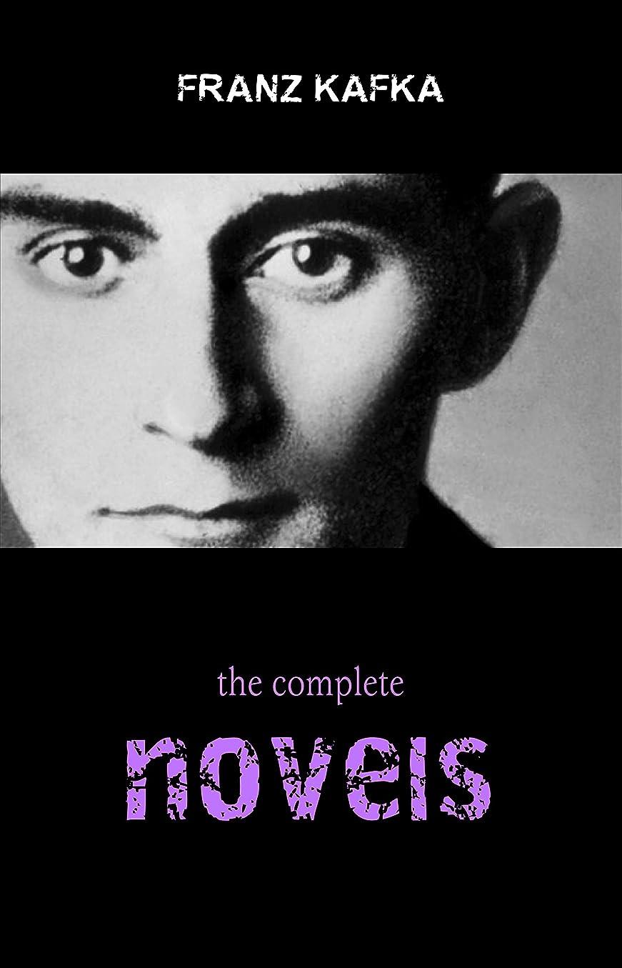 主婦野ウサギ耐えられるFranz Kafka: The Complete Novels (The Trial, The Castle, Amerika) (English Edition)