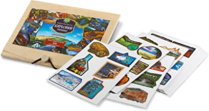 Full Cycle Publications Spartan and the Green Egg Explorer Stickers Set