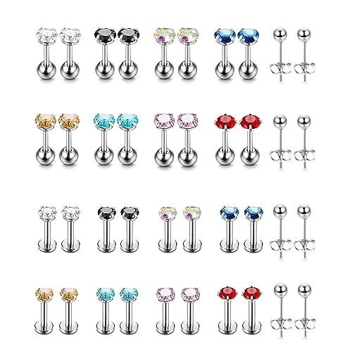 Cartilage Earrings: Amazon com