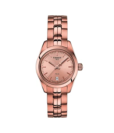 Tissot PR 100 Lady Small T1010103345100 (Rose Gold) Watches