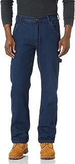Key Men's Big and Tall Big & Tall Performance Comfort Fleece Lined Dungaree