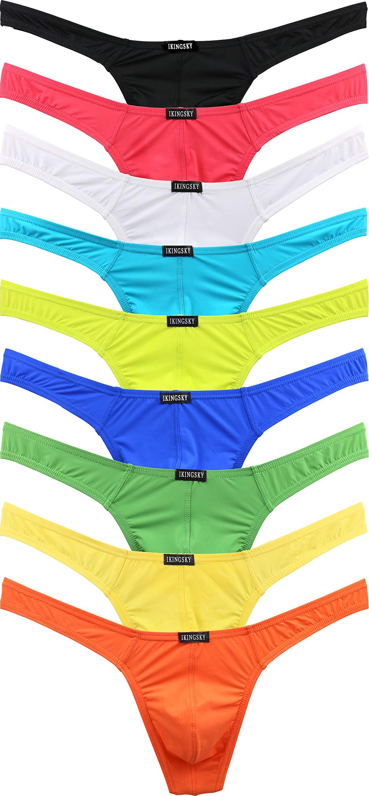 iKingsky Underwear T Back Panties Medium