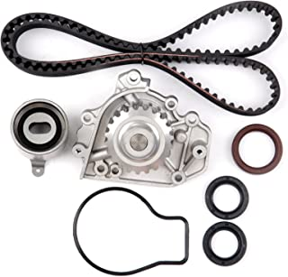 OCPTY fit for 1994-2001 Acura Integra GS-R Integra TYPE-R B18C1 B18C5 16 Valve DOHC 1.8L Timing Belt Kit with Water Pump
