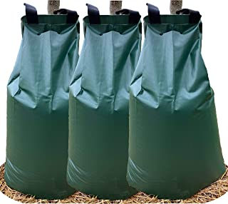 USHIGHTLIGHT All New 20 Gallon Tree Watering Bag, Slow Release Watering Bag for Trees, Portable Tree Drip Irrigation Bag, ...