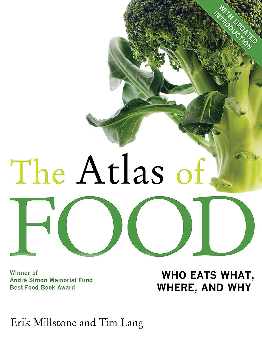 連結する現像火山学者The Atlas of Food: With a New Introduction (English Edition)