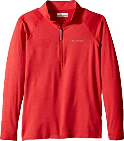 Columbia Kids Silver Ridge 1/4 Zip (Little Kids/Big Kids)