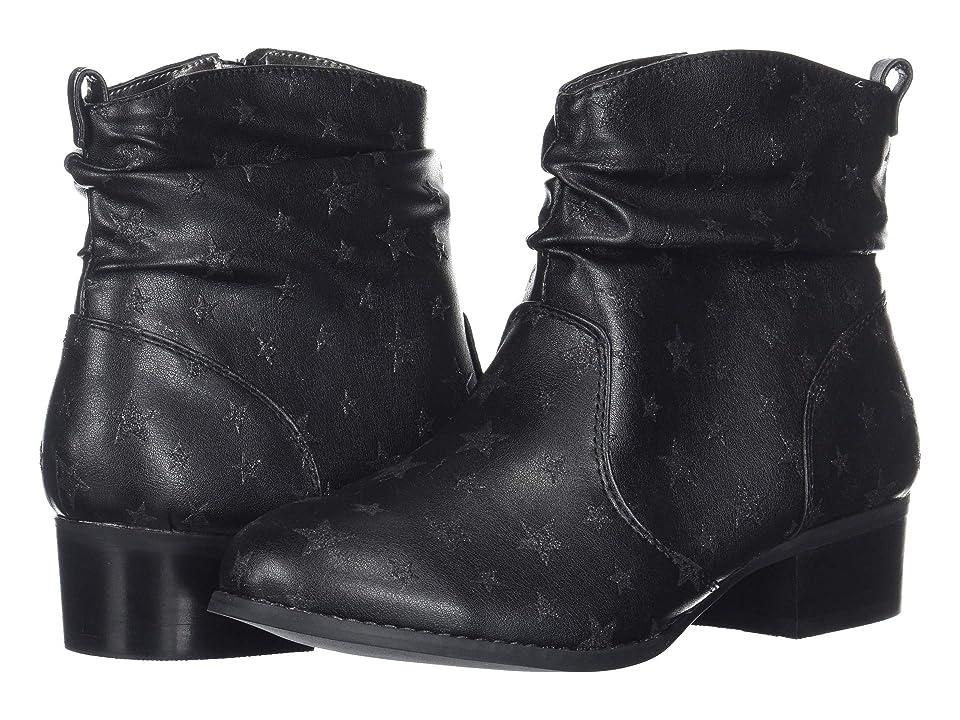 Steve Madden Kids Jcountry (Little Kid/Big Kid) (Black) Girls Shoes